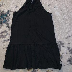 Gap Body Black Tank Dress in Medium